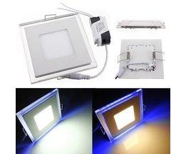Acryl-LED-Lampe