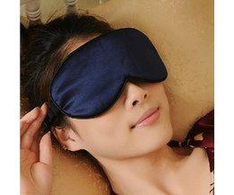 Schöne Weiche Seide Schlafmaske