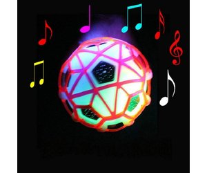 Stuiterbal Met Licht : Stuiterbal mit licht und musik kaufen ich myxlshop