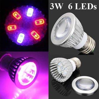 e27 led wachsen licht f r pflanzen 3w kaufen ich myxlshop tip. Black Bedroom Furniture Sets. Home Design Ideas