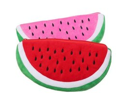 Nette Wassermelone-Tasche Mit Reißverschluss