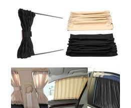 Vorhang Auf Für Das Auto