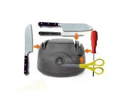 Elektrische Messerschärfer