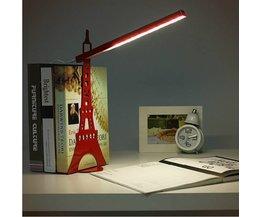 Lampe Eiffelturm