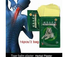 Tiger Balm Pflaster 16 Stück