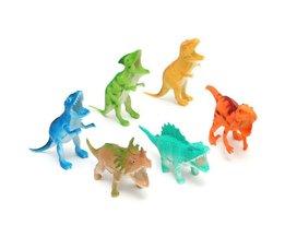 Spielzeug-Dinosaurier (6 Stück)