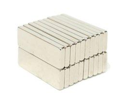 Längliche 20 N50 Magnete