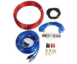 Auto-Verstärker Kabel Für Lautsprecher Und Subwoofer