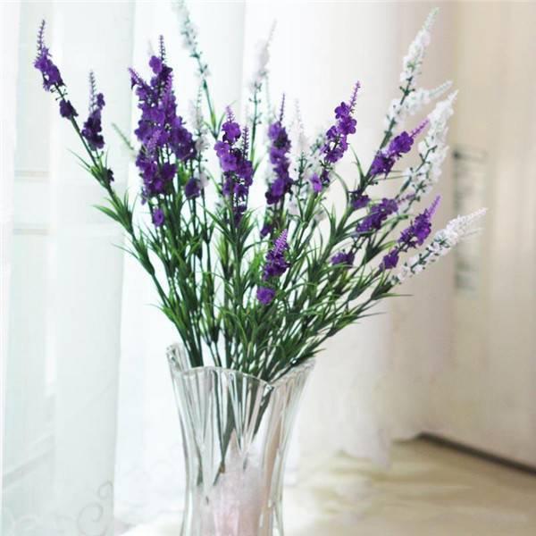 Wo Kann Ich Blumen Kaufen schöne lavendel künstliche blume der silk kaufen ich myxlshop tip