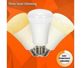 Dimmbare Smart-Lampe