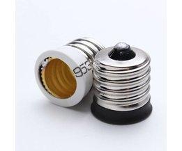 Licht-Adapter Für E12 Fassung