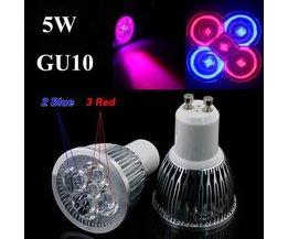 GU10 50W LED-Birne