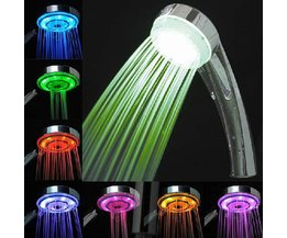 Duschkopf Mit LED-Beleuchtung
