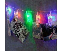 LED-Streifen Mit Clips