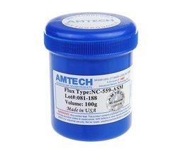 Amtech Flux Solder Paste 100G