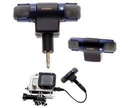 Mikrofon Für GoPro Hero 2, 3, Und 4 3+