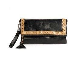 Kupplung PU-Leder-Handtasche