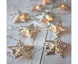 Weihnachtsbeleuchtung Mit Sternen