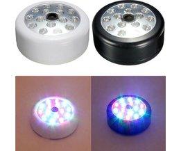 Disco-LED-Lampe
