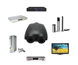 Splitter-Adapter Für TV & Audio