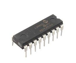 Microchip DIP-18 PIC16F628A-I / P IC Mikrocontroller (5 Stück)