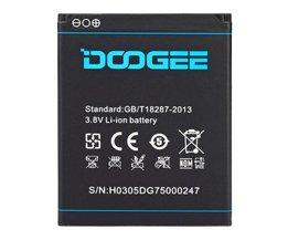 Telefon-Batterie Für Doogee Eisen Knochen