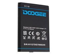 Doogee DG700 Batteriewechsel