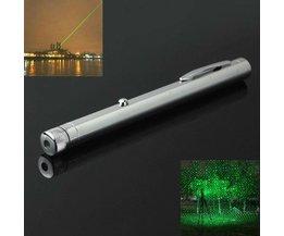 Grüne Laserpointer