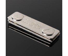 Magnethalter Namensschild