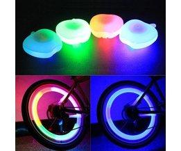 Spokes Fahrrad-Licht