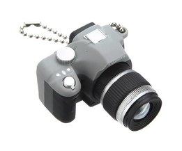 Schlüsselanhänger-Kamera Mit Blitz