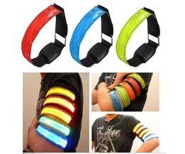 Reflektierende Armband LED
