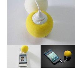Tragbare Mini-Lautsprecher Ballonform