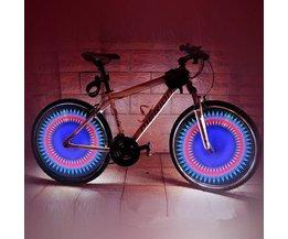 Fahrrad-Rad-LED-Licht