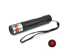 Rot-Licht-Laser