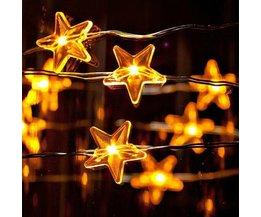 LED Weihnachten Mit Sternen 3 Meter