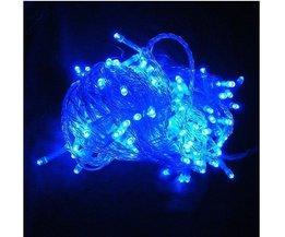 50M Blau Led Cord Licht Für Alle Veranstaltungen