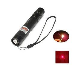 Laserpointer Mit Rotem Licht
