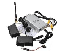 1.2G Wireless Mini-Kamera