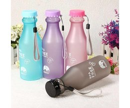 Sport-Wasser-Flasche 500 Ml BPA Free Content