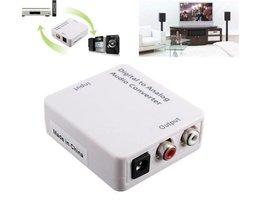 Analog Und Digital Audio Converter