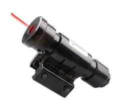 Laser Richter Rot Für Schießen