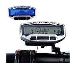 Digital-Fahrradcomputer Mit LCD-Anzeige