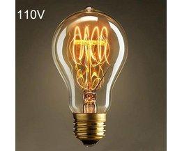 Retro Edison-Glühlampe 60W