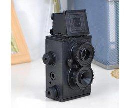 Twin Lens Reflex Kamera DIY