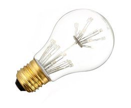 E27 3W LED Birne Edison-Art