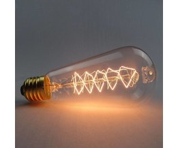 E27 Glühlampe Edison Retro-Stil
