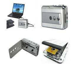 Cassette To MP3 Converter