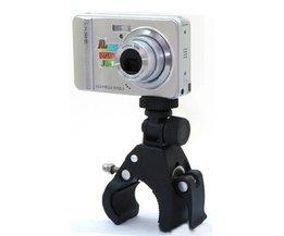 Lenker Unterstützung Für Digitale Foto- Und Videokamera