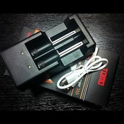USB-Ladegerät Für AA-Batterien